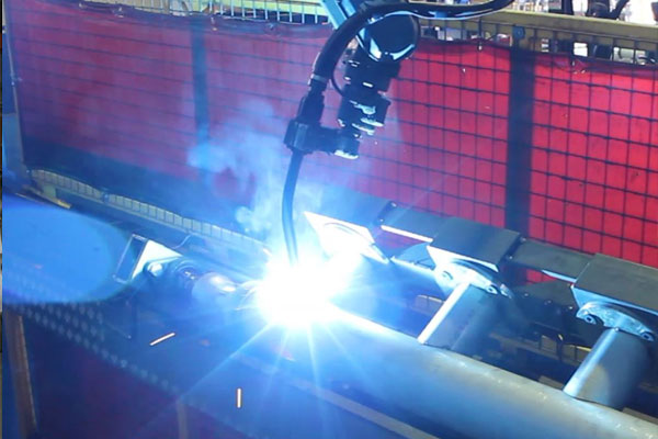 Robotic Automated Welding